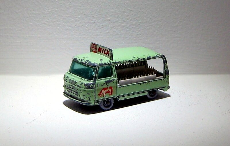 Commer bottle float (ref 21)(Matchbox)