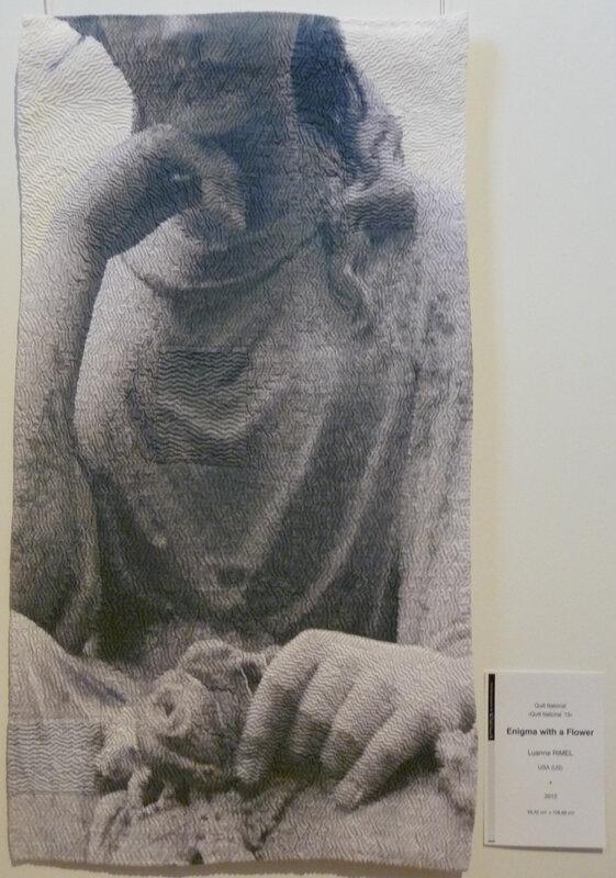 art textile, sainte marie aux mines