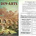 Le jardin des arts n°42 - avril 1958
