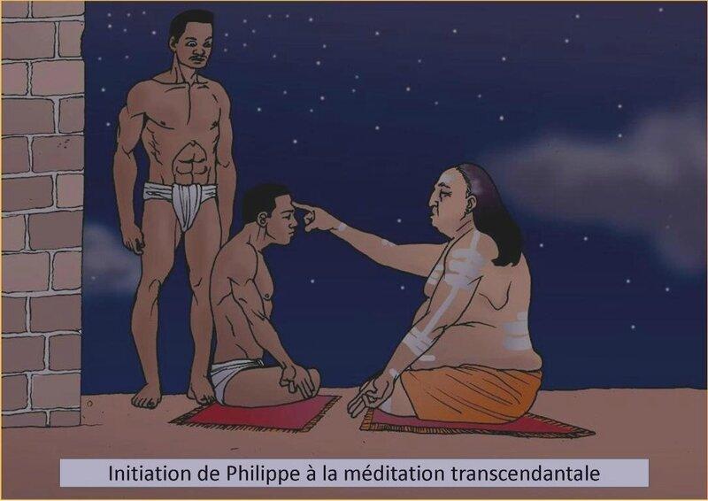 initiation-de-philippe-nouvelle littéraire chrétienne-embrouilles des dieux amoureux