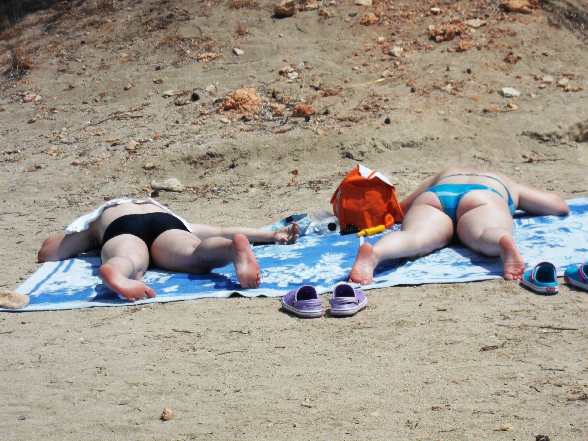 Les jeux de la plage