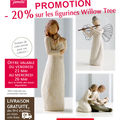Willow tree en promotion!
