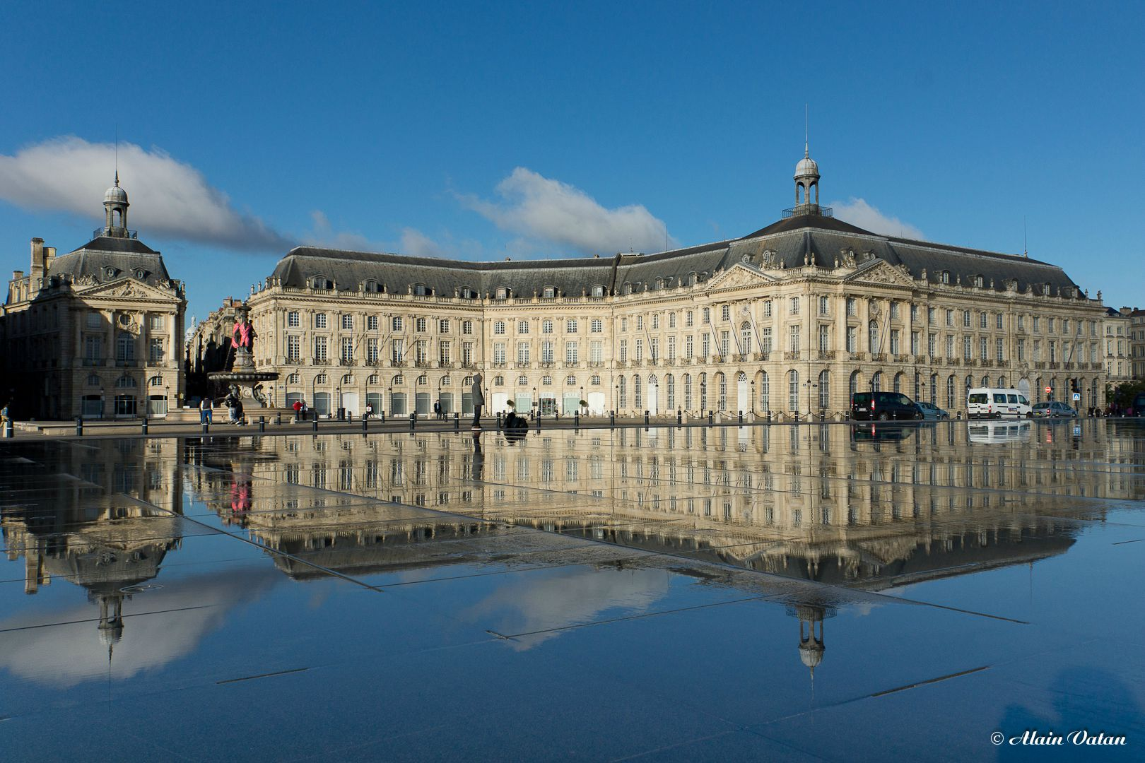 Miroir d 39 eau bordeaux passion photo 40 for Miroir d eau bordeaux