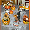Table d'halloween