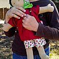 la poupée de miss Lulu
