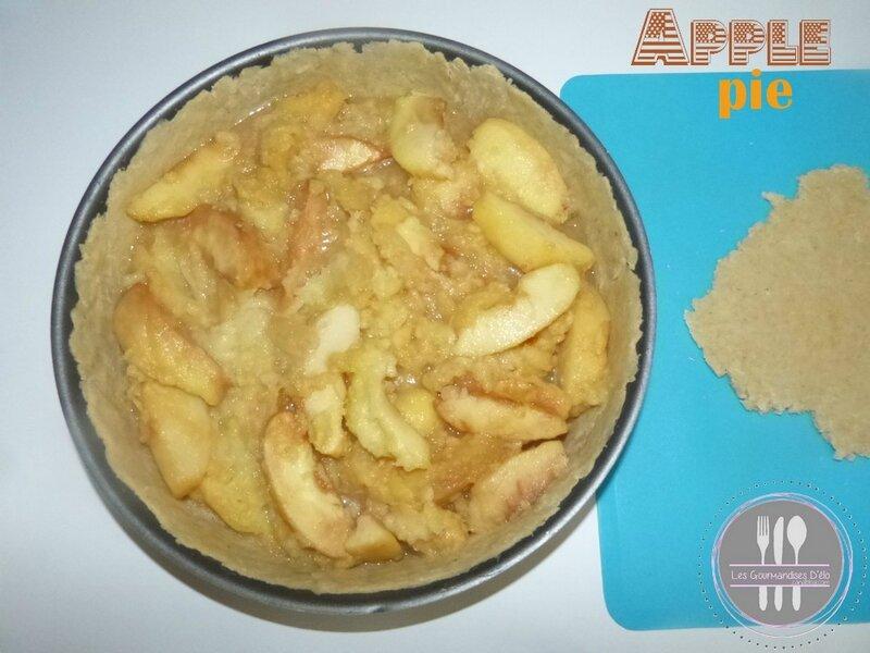 Apple pie pommes cannelles (10)