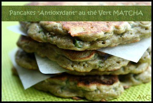 Pancakes antioxydant au thé vert matcha (4)