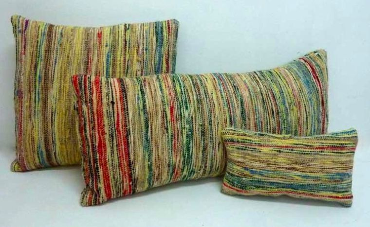 Rock the kasbah coussins multico photo de les cr ations textiles r k r int rieurs - Rock the kasbah deco ...