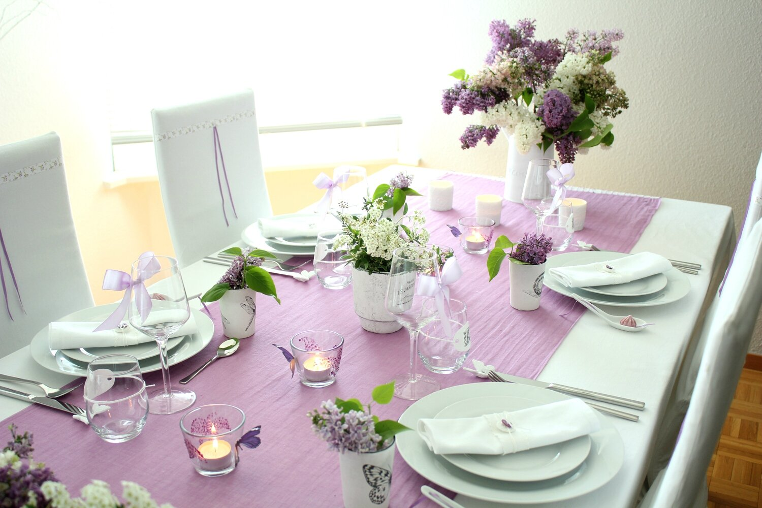Table Parfum de Lilas
