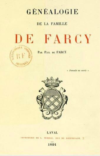 Généalogie de Farcy_1