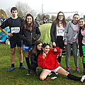 Cross départemental unss