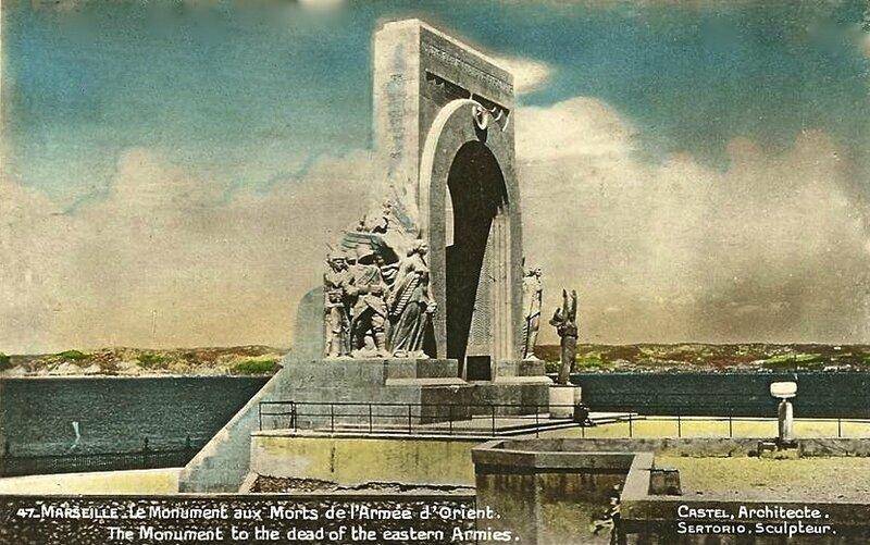 Marseille Armée d'Orient (1)