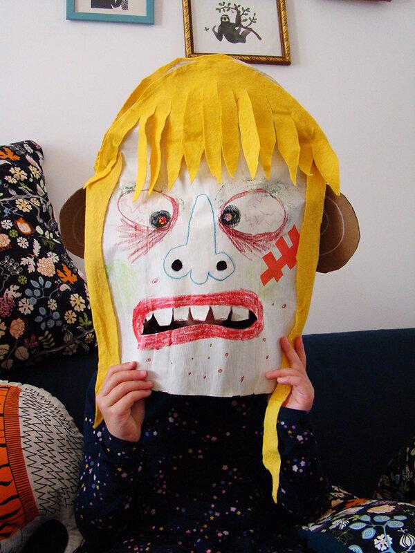 masque-maman