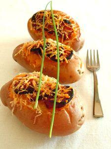 pommes de terre farcies tomates chorizo (3)