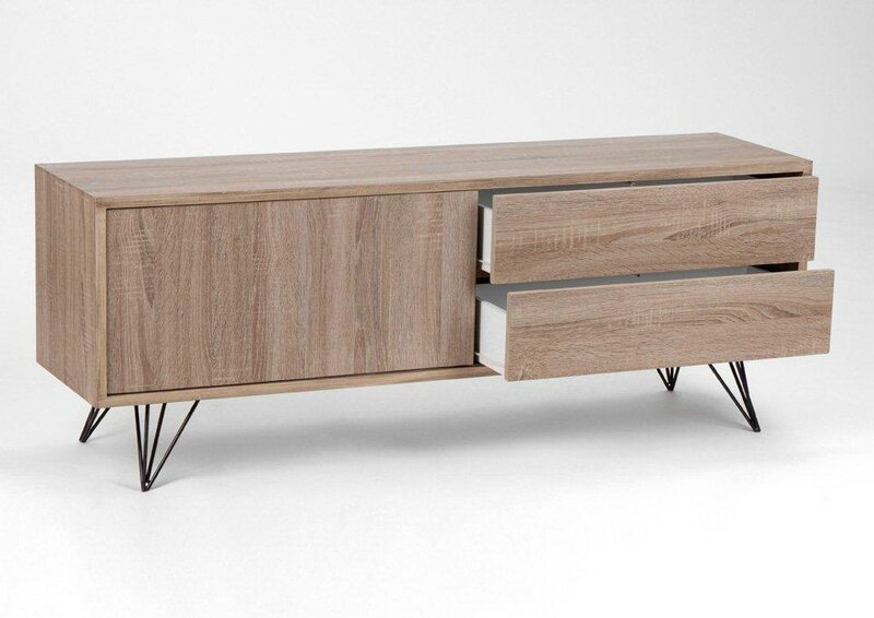 Meubles r tro design scandinave chez amadeus meuble amadeus for Meuble tv scandinave 110 cm