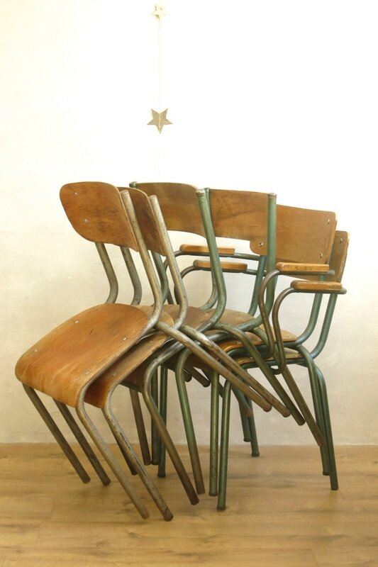 Chaise ecole