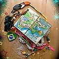 Tudo bom !! carnet de voyage carioca (brésil)