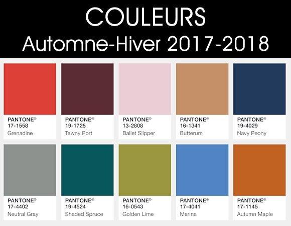 couleurs-tendances-automne-hiver-2017-2018-pantone
