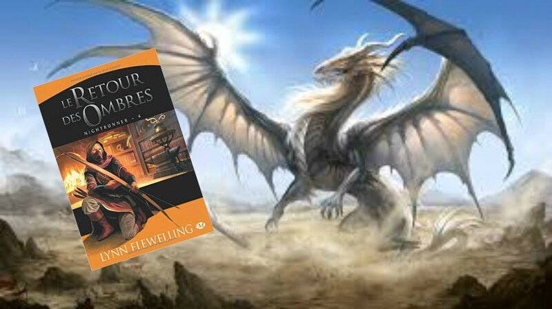 Nightrunner tome 4 : le retour des ombres (Lynn Flewelling)