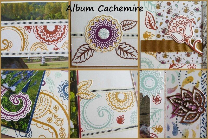 Mosaique album cachemire