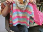 Tricot coton Lucy