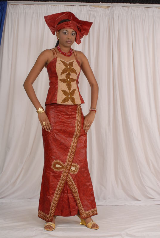Top Taille basse - Album photos - Africa Queen - Couture africain IQ71