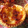 Mini tartelettes savoyardes