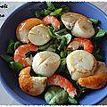 Salades en vrac
