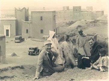 ermites Tazert-octobre-1936