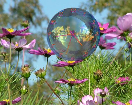 soap_bubble_clock