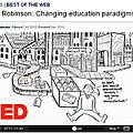 TED 2010 - Changing Education paradigms 