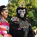 Grande Parade du Littoral 2016 : Le roi Vaval