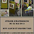 atelier mini album et grands tags golbey (Copier)