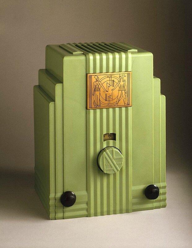 John_Gordon_Rideout__Radio,_1930-1933