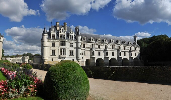 Panorama Chenonceau 1