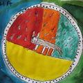 Mars: Médaillon au griffon 1