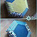 Poufs-bleus
