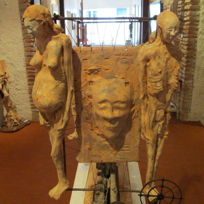 sculpture Jean Philippe Chenet