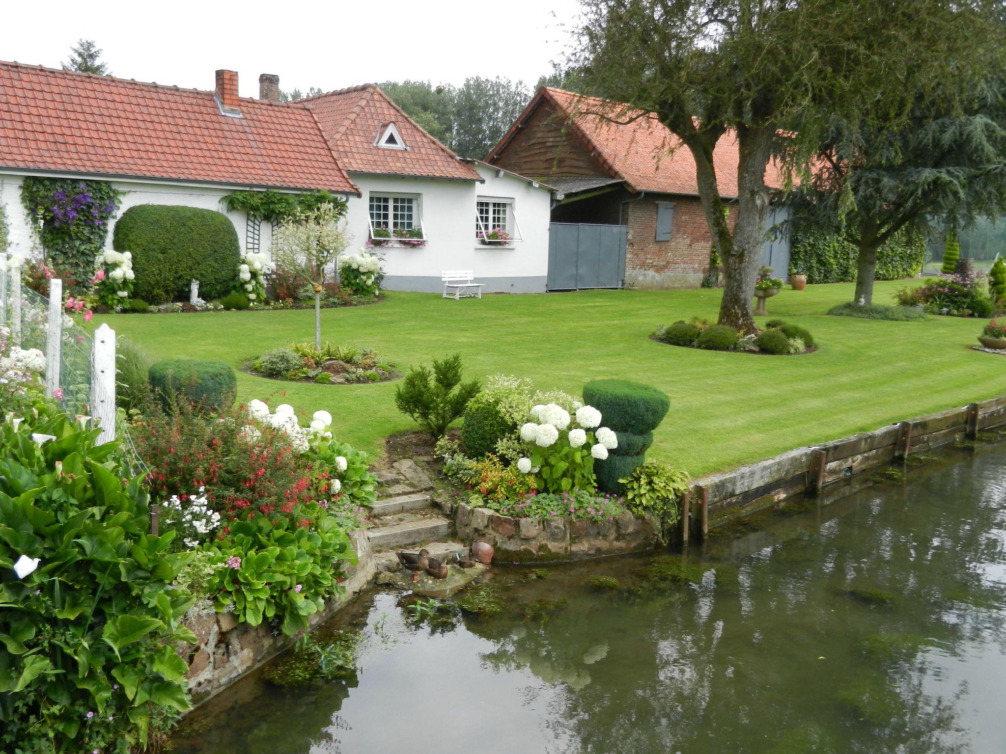 Un très joli jardin ... - Au gré de mes balades ...