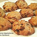 Cookies express aux dattes