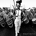 Ghyvelde 2017 au départ de la bande carnavalesque