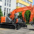 Hitachi zaxis 135 us.