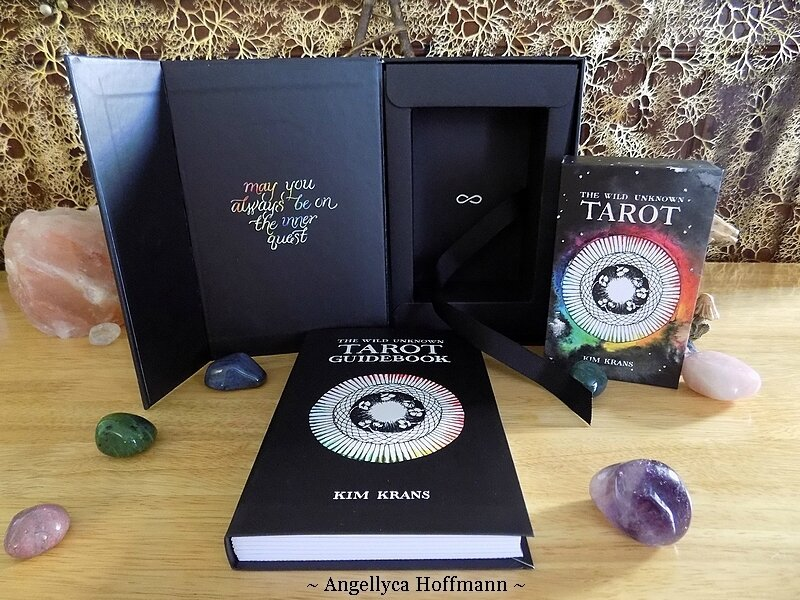The Wild Unknown Tarot 2 - Blog Ésotérique Samhain Sabbath