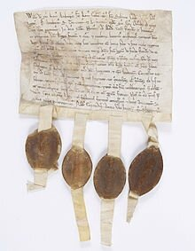 L'acte d'inféodation de 1239