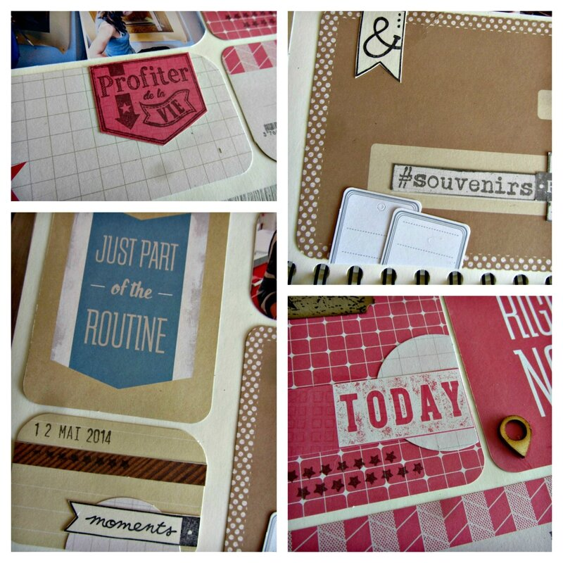 My family diary scrap o phile for Kit cuisine moleculaire cultura