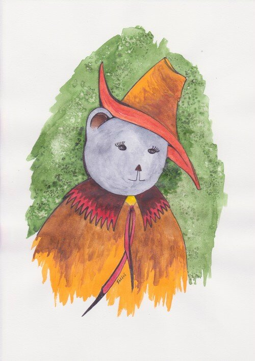 ours-chapeau