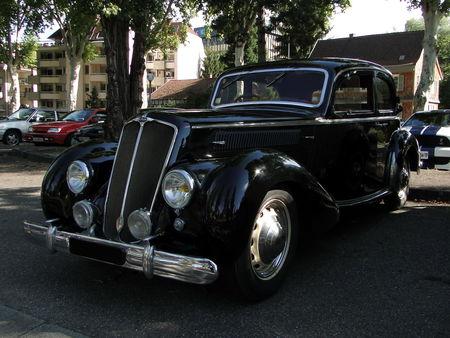 SALMSON S4 61 Berline 1938 à 1951 Retrorencard 1