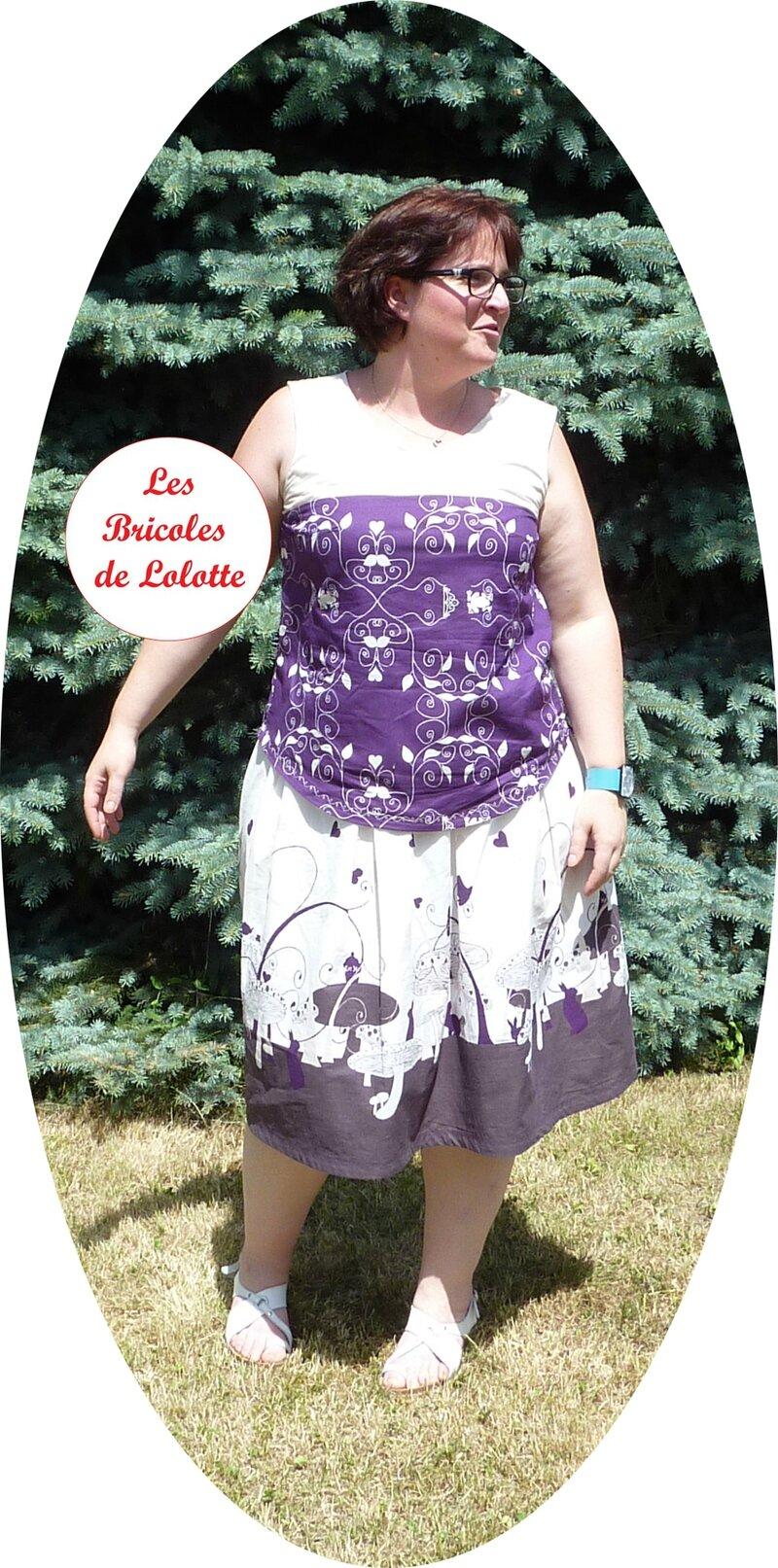 les bricoles de lolotte - datura#2 et jupe à plis creux 2 copie