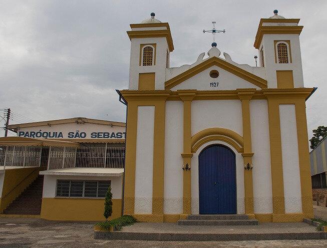 ATIBAIA (église)