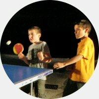 tennis de table 02 rond